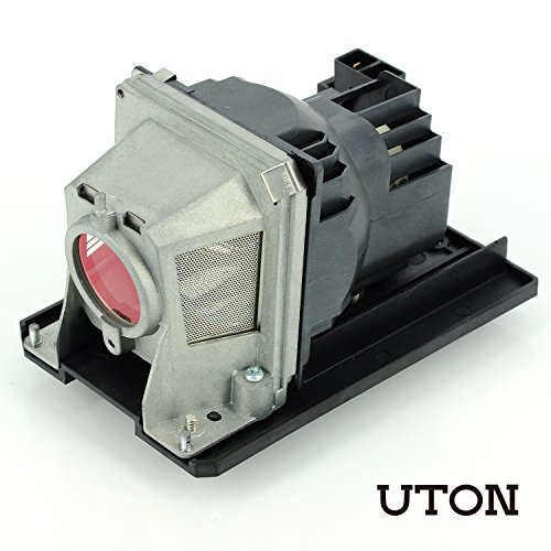 Uton Replacement Projector Lamp NP13LP for NEC NP110 NP115 NP115G3D NP210 NP215 NP216 V230 V230X V260 V260G V260R V260W V260X projector by Uton
