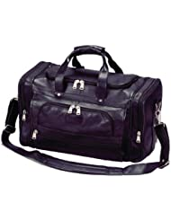 Winn International Harness Leather Duffel Bag