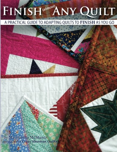 quilt as you go books - 5