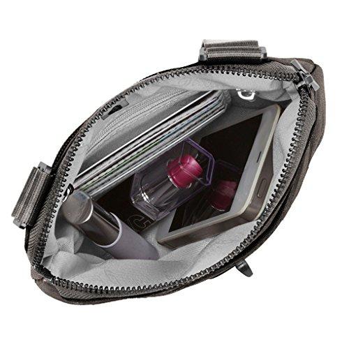 Fob Travel Mini RFID Shimmer Baggallini Key Purce Hanover Light Bag Bundle Sterling 7nfqZtT8