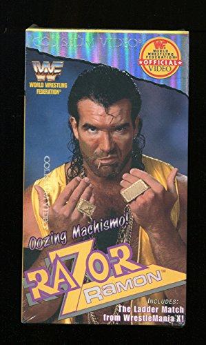 WWF: Razor Ramon [VHS] ()