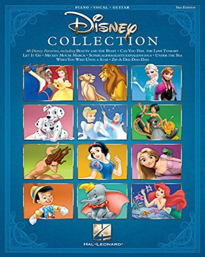 The Disney Collection (Piano - Vocal - Guitar Series)