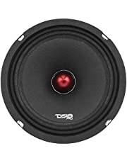 "DS18 PRO-X6.4BM PRO Series 6.5"" Midrange Loudspeaker 300W RMS, 600W Max Power-Set of 1"