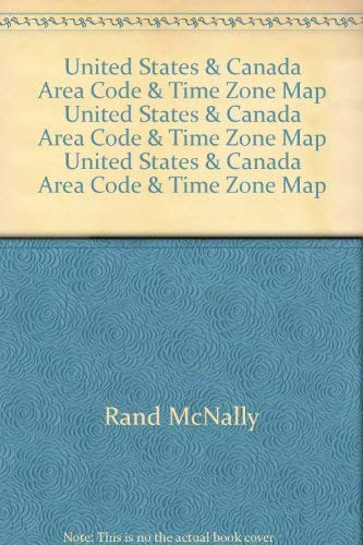 United States & Canada Area Code & Time Zone Map United States & Canada Area Code & Time Zone Map United States & Canada Area Code & Time Zone Map (United States Area Codes And Time Zones)