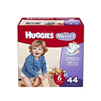 Huggies\x20Little\x20Movers\x20Diapers,\x20Size\x206,\x2044\x20Count\x20\x28packaging\x20may\x20vary\x29