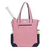 Ame and Lulu Clover Tennis Tote Bag