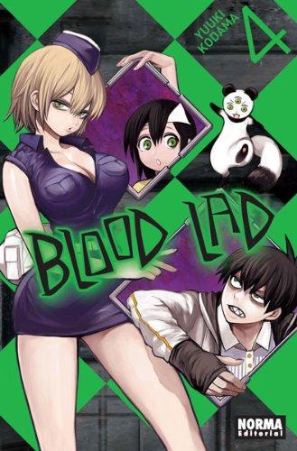 Descargar Libro Blood Lad 4 Yuuki Kodama