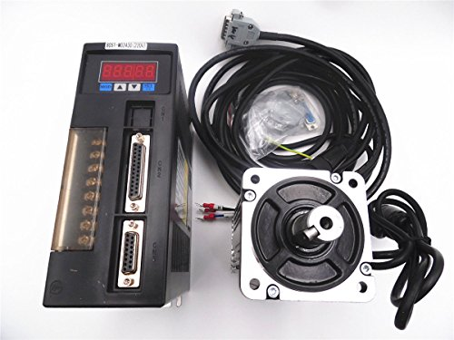 750w AC Servo Motor and Drive Kit 2.39Nm 220v 3000r/min NEMA32 80mm for Material Conveying Machine