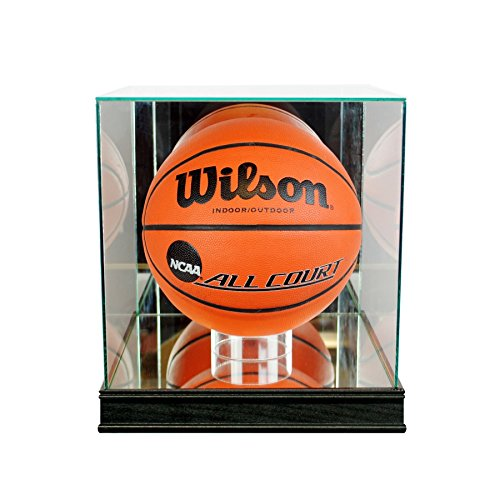 Rectangle Basketball Display Case with Sport ()