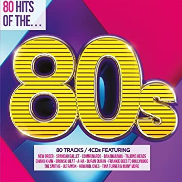 80 Hits Of The 80s / Various