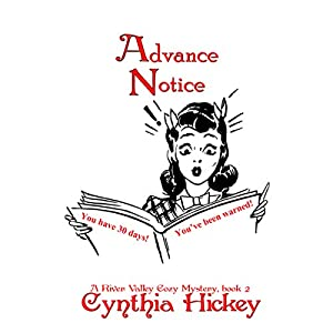 Advance Notice Audiobook