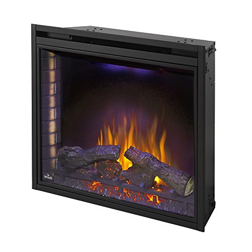 Napoleon NEFB33H Ascent Built-In Electric Fireplace, 33 Inch