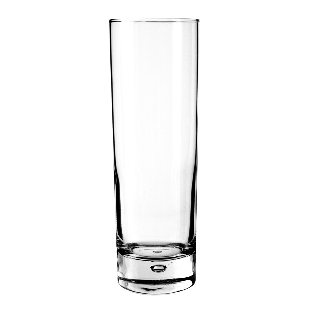 Anchor Hocking H054472 2-1/8 Inch Diameter x 6-1/4 Inch Height, 9.5-Ounce Soho Highball Glass (Case of 24)