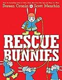 Rescue Bunnies, Doreen Cronin, 0061128724