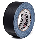 Kyпить Real Premium Grade Gaffer Tape  By GafferPower Made in the USA Black (Also Available in Multiple Colors) 2 Inch X 30 Yards Heavy Duty Gaffer's Tape на Amazon.com