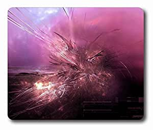 """Abstraction Personalized Style (01150352) Custom Oblong Gaming Mousepad Standard Size 220mm*180mm*3mm Rectangle Mouse Pad in 9""""*7"""" by runtopwell"""