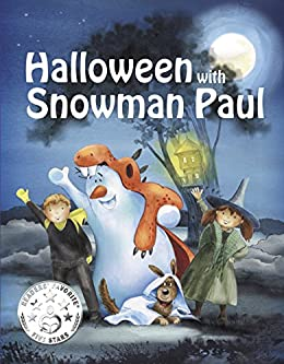 Halloween with Snowman Paul (bedtime story, children