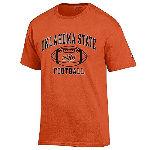 (Elite Fan Shop Oklahoma State Cowboys Football Tshirt Orange - M)