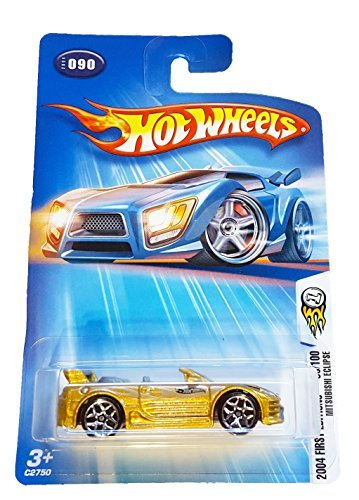 mitsubishi eclipse hot wheels - 5