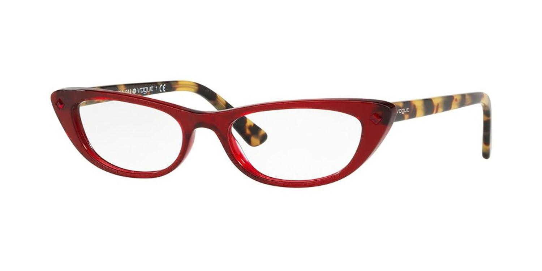 Eyeglasses Vogue VO 5236 B 1947 TRANSPARENT RED