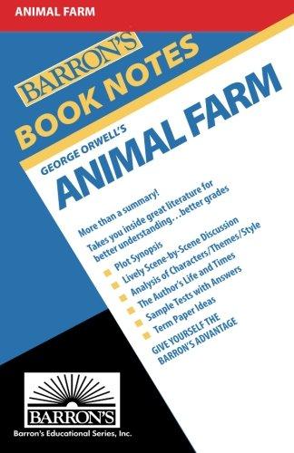 Animal Farm (Barron's Book Notes)