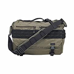 "At 11"" high, 17"" long and 4"" deep, the RUSH Delivery - Lima offers enhanced capacity and customizable storage options ideal for travel, business, or field support. Built from toughened 1050D Nylon to ensure resilience and weather resistance, ..."