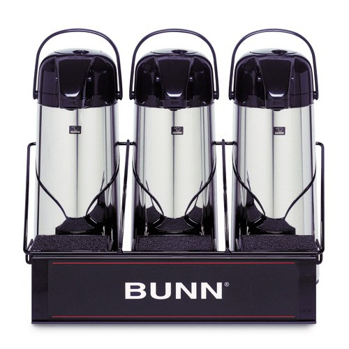 BUNN Single Level Serving Rack for 3 - Serving Rack Bunn Airpot