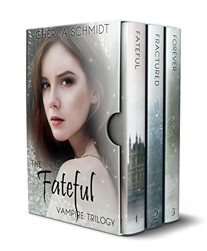 Fateful Vampire Trilogy Boxed Books ebook product image