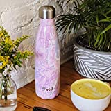 S'well Stainless Steel Water Bottle-17 Geode Rose