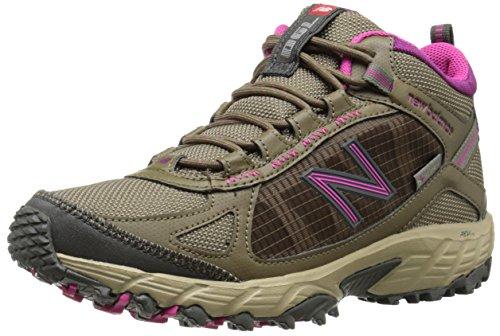 New Balance Women's WO790 Light Hiking Shoe, Brown/Blue, 8 B US