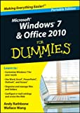 Windows 7 and Office 2010, Andy Rathbone and Wallace Wang, 047094188X