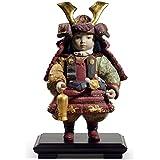 リヤドロ 五月人形 子供大将飾り 武者人形 Lladro 磁器人形 若武者60周年記念モデル 台座付 限定3500体 h315-01013045
