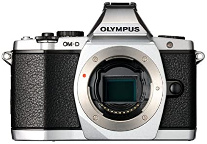 Sale alerts for Olympus Olympus OM-D E-M5 16MP Live MOS Interchangeable Lens Camera with 3.0-Inch Tilting OLED Touchscreen [Body Only] Silver - Covvet