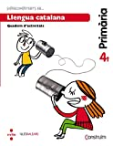 img - for Supercompetents en... Llengua catalana. 4 Prim ria. Constru m. Illes Balears. Quadern book / textbook / text book