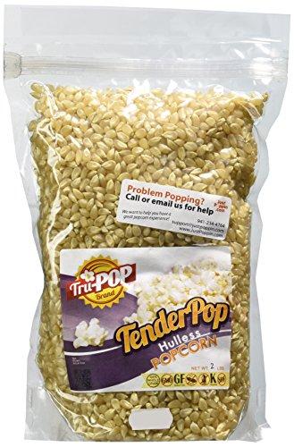 Tender Pop Hulless Popcorn Kernels product image