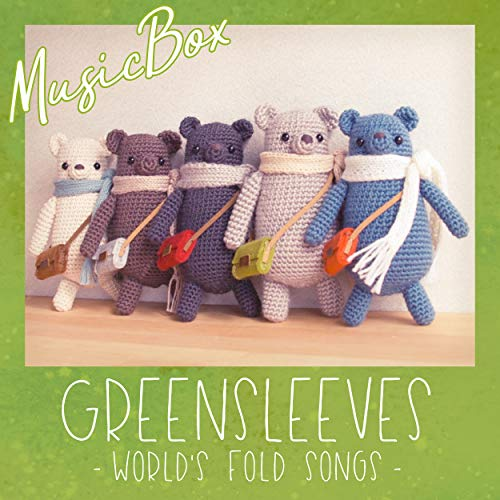 - Music Box Series - Greensleeves | World's Fold Songs