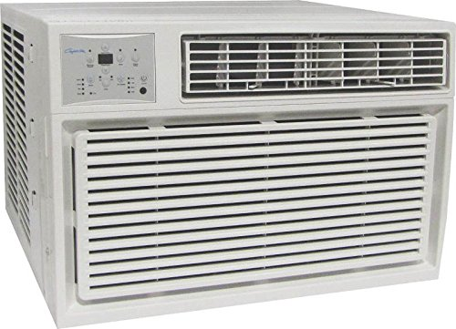 Heat Controller REG-183M 4-Way Room Air Conditioner with Electric Heat