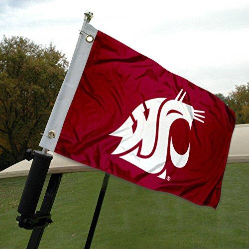 Washington State University Golf Cart and Boat Flag]()