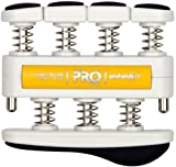 The Grip Master PRO Medical Hand and Finger Exerciser, Yellow, X-Light