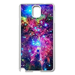 Samsung Galaxy Note 3 Cell Phone Case White Space Nebula Dfir