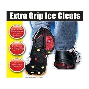 Globatek Extra Grip Ice Cleats M