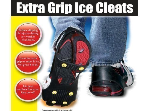 Globatek Extra Grip Ice Cleats M