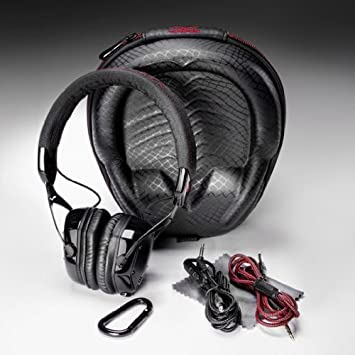 V-MODA Crossfade M-80 On-Ear Noise-Isolating Metal Headphone Shadow Discontinued by Manufacturer