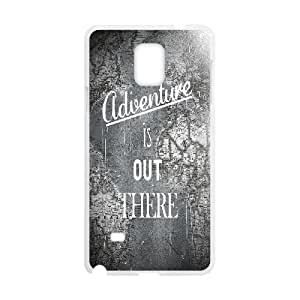 Dustin Adventure Cases for Samsung Galaxy Note 4, with White