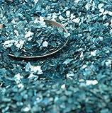 Light Blue Authentic Imported German Super Shard Glass Glitter - Largest Grain Size - SSG-LightBlu