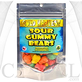 Amazon.com: GOLD HARVEST CBD hemp oil gummys help with