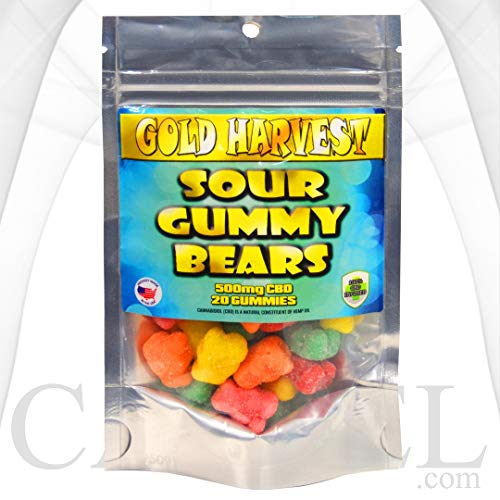 GOLD HARVEST CBD hemp oil gummys help with pain, inflation, anxiety   depression, insomnia and many other thingsCBD