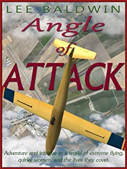 Angle of Attack: An Adventure in Aviation, Love, and Crime by [Baldwin, Lee]