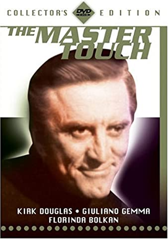 The Master Touch by Kirk Douglas (Master Touch Dvd)