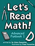 img - for Let's Read Math: Advanced Funbook 1 book / textbook / text book